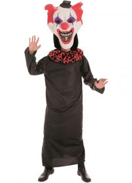 Disfraz de Payaso Asesino para hombre