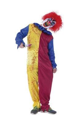 Costume da Clown assassino per bambino