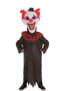 Costume da Pagliaccio assassino per bambini