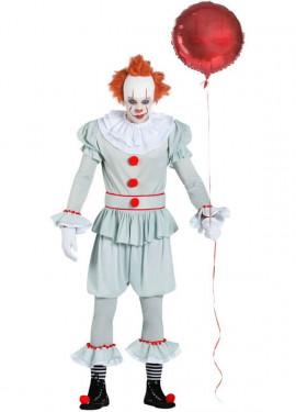 Déguisement de Clown Térrifiant pour homme