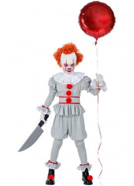 Costume da Pagliaccio terrificante per bambino