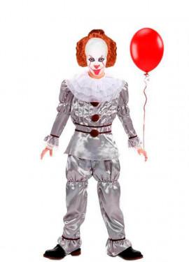 Costume da Pagliaccio di terrore per bambino