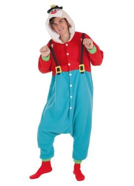 Disfraz de Payaso divertido para adultos