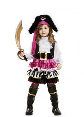 Déguisement de Petite Pirate pour filles