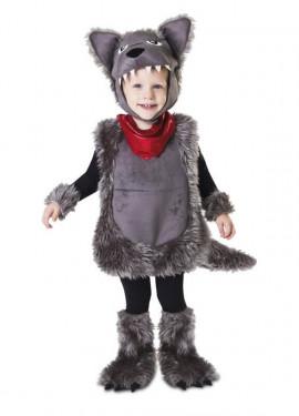 Disfraz de Pequeño Lobo para niños