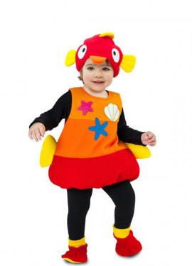 Disfraz de Pequeño Pez para niños