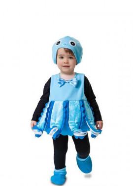 Disfraz de Pequeño Pulpo para niños