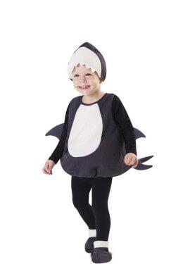 Disfraz de Pequeño Tiburón para niños