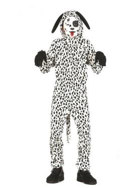 Disfraz de Perrito Dálmata para niños
