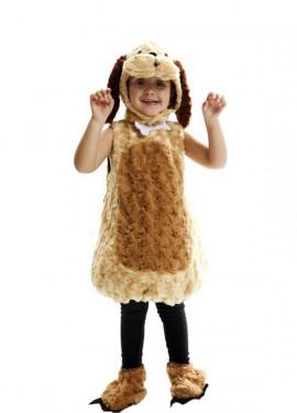Disfraz de Perrito Peluche para niños