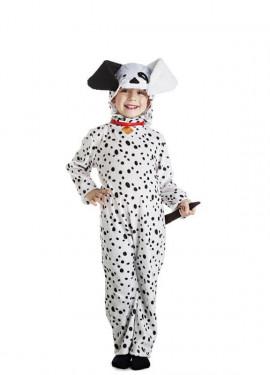 Disfraz de Perro Dálmata para niños