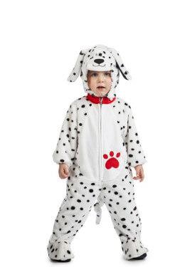 Disfraz de Perro Dálmata Peluche para bebé