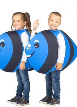 Costume da Pesce chirurgo azzurro per bambini
