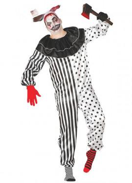Disfraz de Pierrot para hombre
