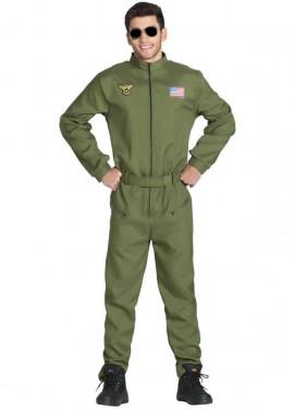 Déguisement de Pilote de Combat pour homme