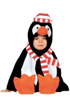 Disfraz de Pingüino Baby para bebé