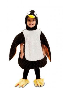 Déguisement Pingouin en Peluche pour enfants