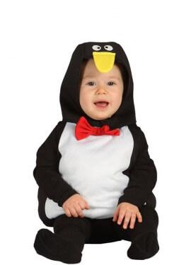 Déguisement de Pingouin pour bébés plusieurs tailles
