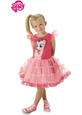 Déguisemetn de Pinkie Pie de My Little Pony pour fille