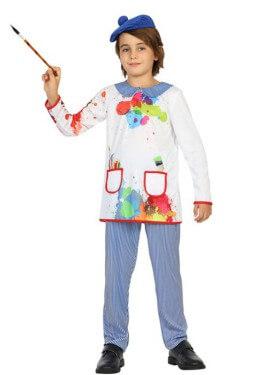 Disfraz de Pintor para niño
