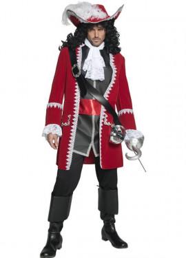 Disfraz de Pirata Auténtico talla M