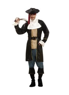 Déguisement de Pirate Boucanier pour homme