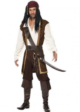 Disfraz de Pirata de Alta Mar Jack