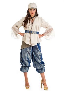 Déguisement Pirate du XVIII siècle pour femme