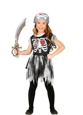 Disfraz de Pirata Esqueleto