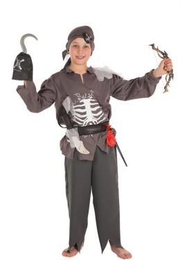 Disfraces piratas bucaneros y corsarios para ni os - Disfraces de pina para ninos ...