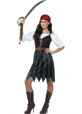 top simple gallery of disfraz de pirata marinera azul para mujer with disfraces caseros de halloween para mujer with disfraz de marinero casero with