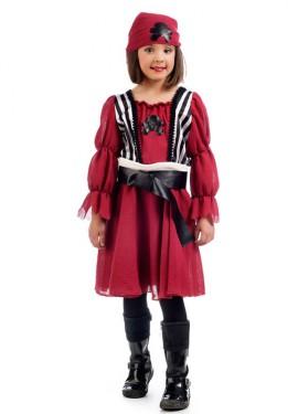 Disfraz de Pirata Nami para niña