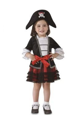 Disfraces De Piratas Bucaneros Y Corsarios Para Nina - Maquillaje-de-pirata-para-mujer