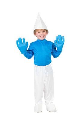 Disfraz de Enanito de Bosque para niño