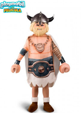 Disfraz de Playmobil Charlie para niños