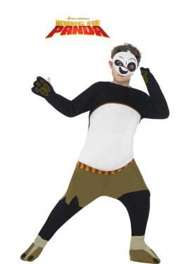 Disfraz de Po de Kung Fu Panda para niño