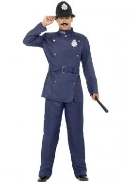 Disfraz de Policía de Londres para hombre