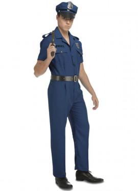 Costume da uomo della polizia locale