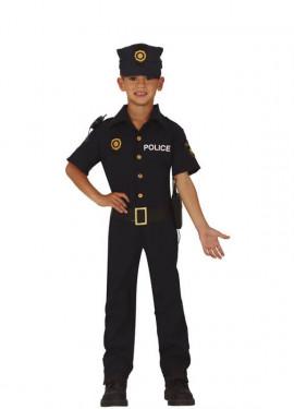 Costume di polizia locale per bambini