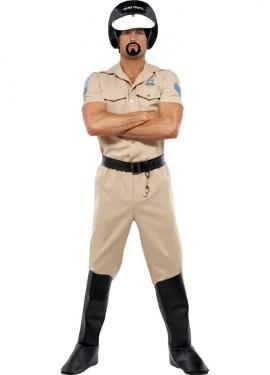 Disfraz de Policía Motero de los Village People para Hombre