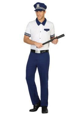 Disfraz de Policía para hombre