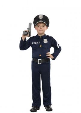 Déguisement de police pour un enfant