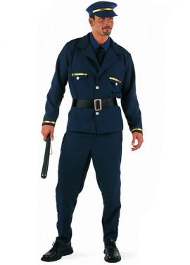 Déguisement de Policier Sexy pour homme