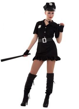 Disfraz de Policía Sexy para mujer