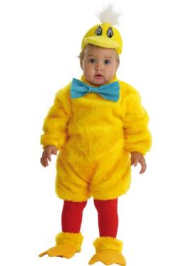 Disfraz de Pollito amarillo para bebé