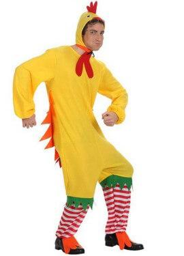 Disfraz de Pollo para hombre