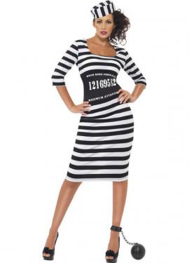 Disfraz de Presa Clásico para Mujer