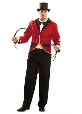 Disfraz de Presentador De Circo Oro para hombre