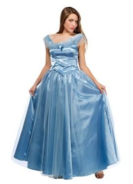 Disfraz de Princesa de Cristal para mujer