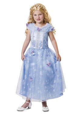 Disfraz de Princesa Mariposas para niña